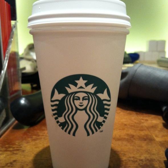 Caffe Mocha @ Starbucks