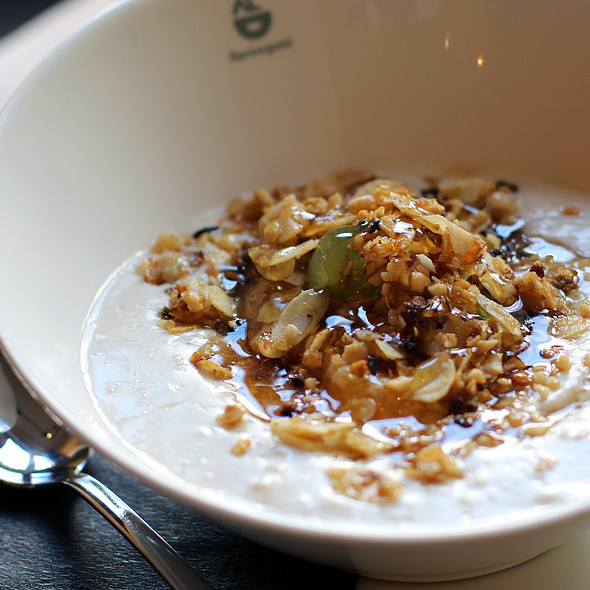 Porridge @ Spreegold Gmbh