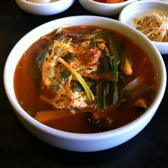 Yook Gae Jang @ Ye Chon Restaurant