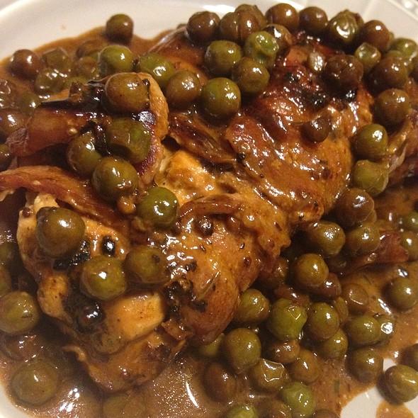 Pot-Bellied Chicken