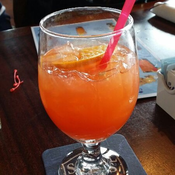 Rum Punch - Pusser's Caribbean Grille - Annapolis, Annapolis, MD
