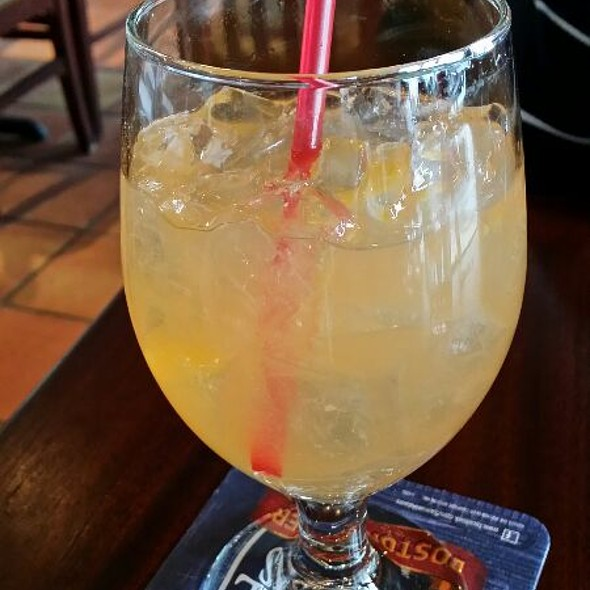 White Peach Sangria - Pusser's Caribbean Grille - Annapolis, Annapolis, MD