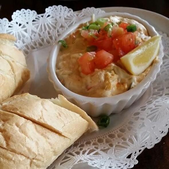 Crab Dip - Pusser's Caribbean Grille - Annapolis, Annapolis, MD