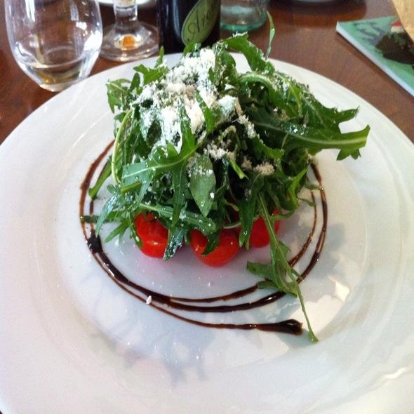 Ruccola-Salat @ Aromi