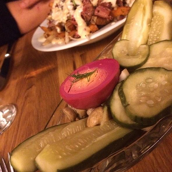 Pickles - DGS Delicatessen, Washington, DC
