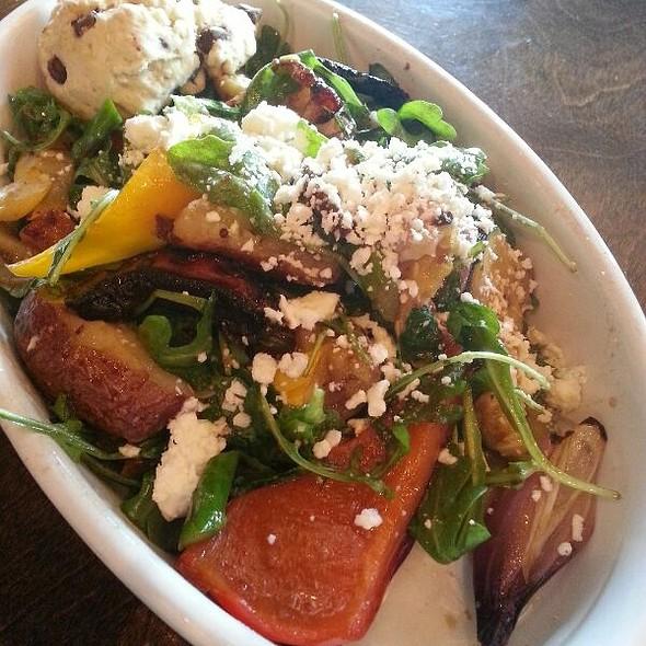 Roasted Vegetable Salad @ Sweet Melissas