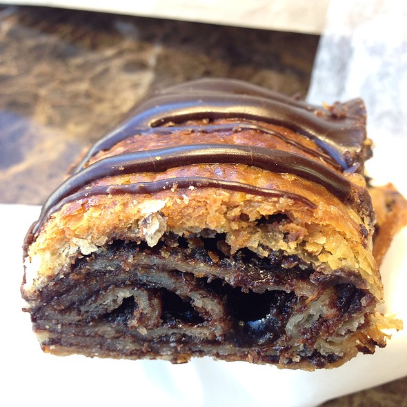 Chocolate Babka @ Boulangerie Cheskie Inc