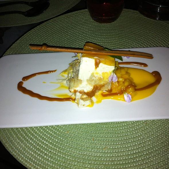 Dessert @ 't Amusement
