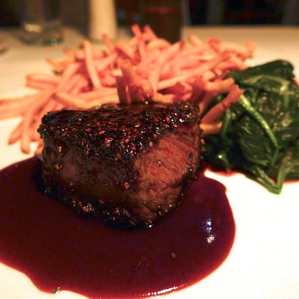 Peppered Steak - Tarbell's, Phoenix, AZ
