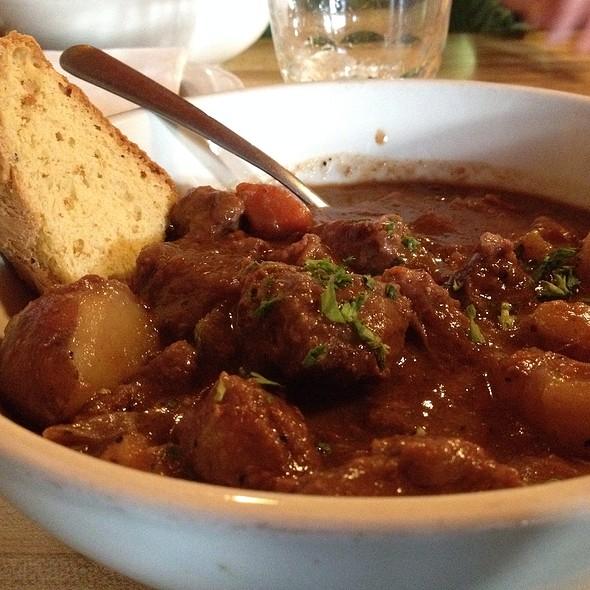 Irish Lamb Stew @ Iron Barley Eating Estblshmnt