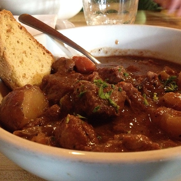 Irish Lamb Stew @ Iron Barley Eating Estblshmnt