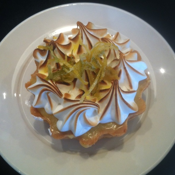 Lemon Meringue Pie @ Swallow Bakery