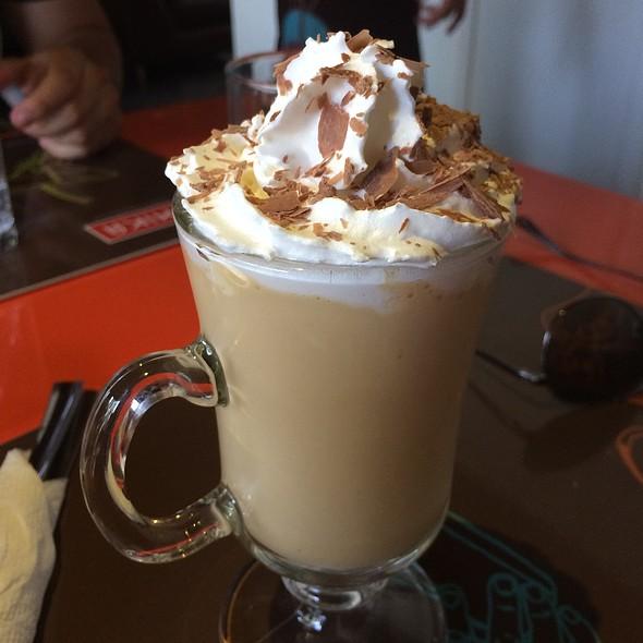 Frappuccino @ Amika Coffeehouse