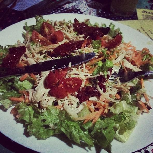 Salada de Frango @ Sabores Orgânicos