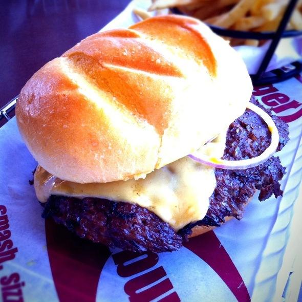 All American Smashburger @ Smashburger