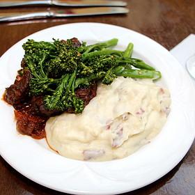 Calatan Braised Beef Short Ribs,