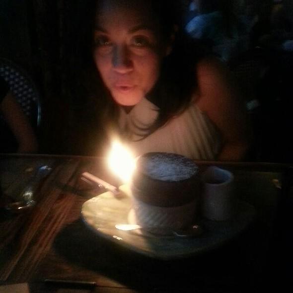 Chocolate Souffle @ Rise Nº 1 Salon De Souffle