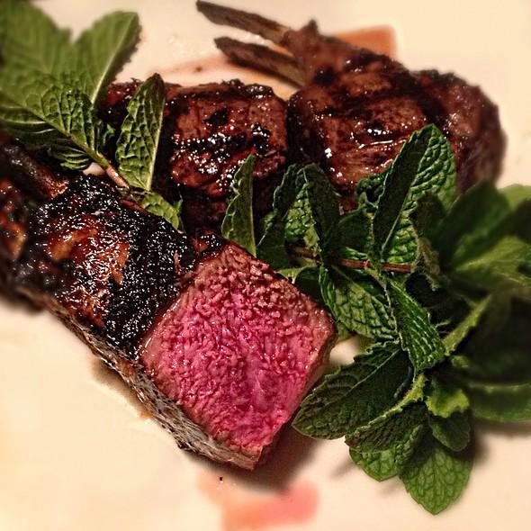 Lamb Chops @ Chateau Phillips