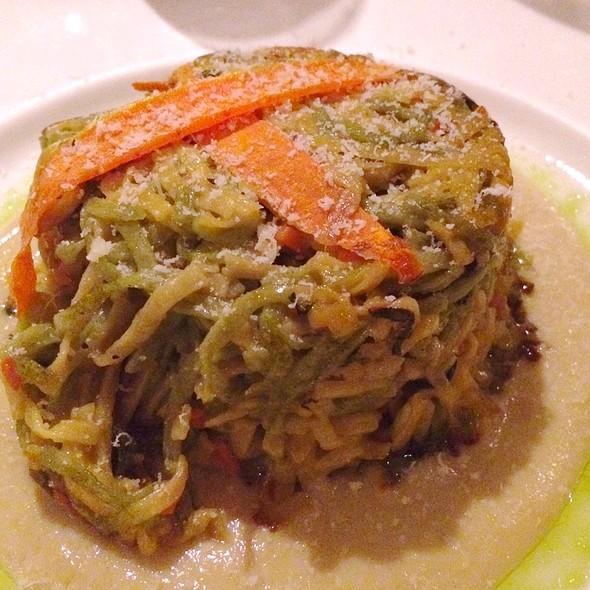 Timball Of Pasta @ Celestino Ristorante