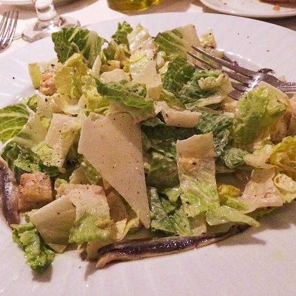 Caesar Salad @ Celestino Ristorante