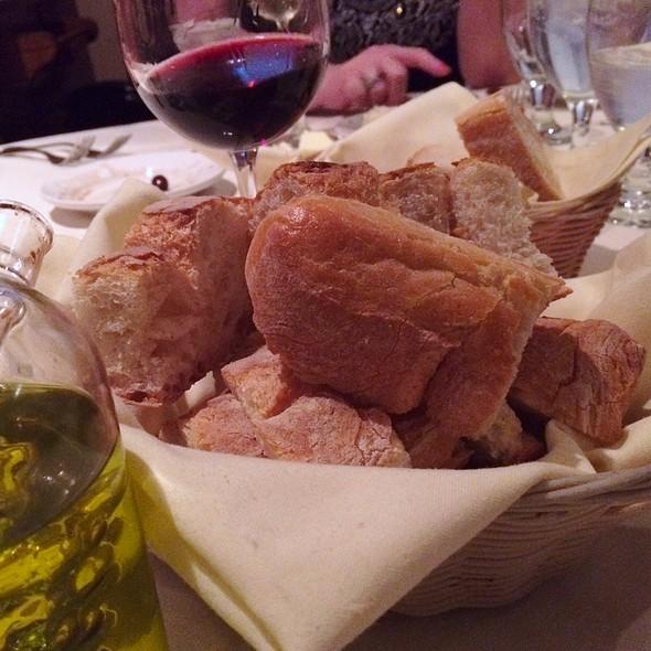 Complimentary Bread @ Celestino Ristorante