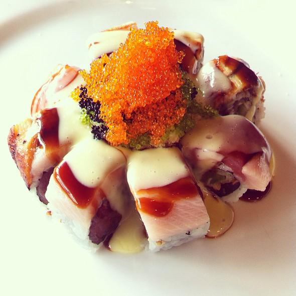 Nobu Roll - Osaka Japanese Sushi and Steakhouse, Brookline, MA