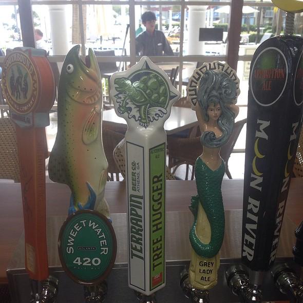Cisco Brewery Grey Lady Ale - ECHO St.Simons Island, Saint Simons, GA