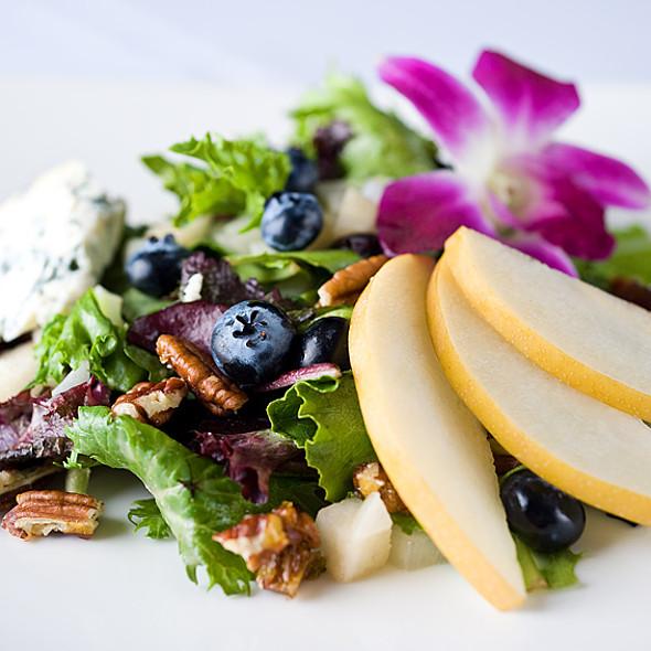 Asian Pear Salad - 21 Oceanfront, Newport Beach, CA