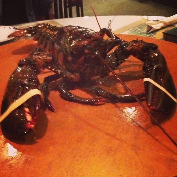 Lobster @ Lam's Garden
