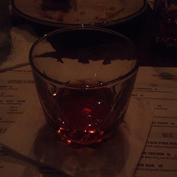 Pappy Van Winkle Whiskey (15 Yr.)  @ Cask & Larder