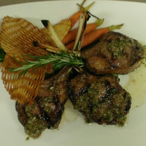 Lamb - Austin's Steakhouse - Texas Station Gambling Hall & Hotel, Las Vegas, NV