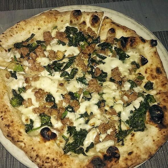 Pizza Salsiccia And Friarielli @ PizzArte