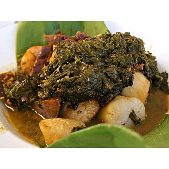 Seafood Lau Lau - Ocean House Restaurant, Honolulu, HI