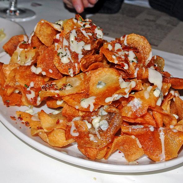 Truffled Yolo Chips