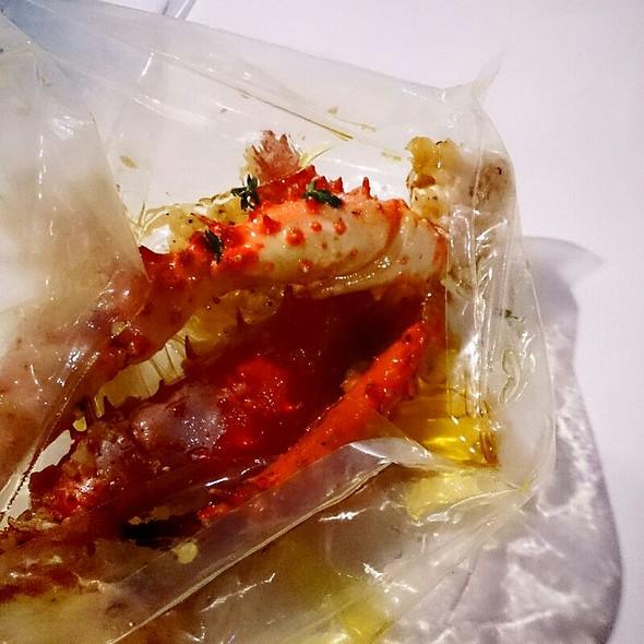 Seafood @ Crab In Da Bag