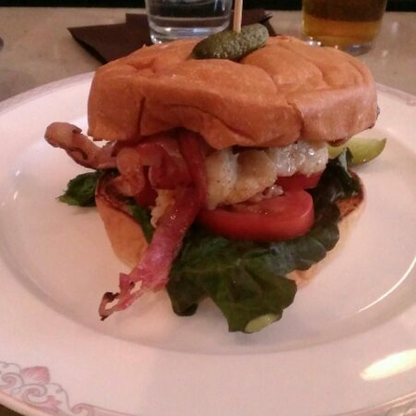 Lobster BLT @ Senate Restaurant