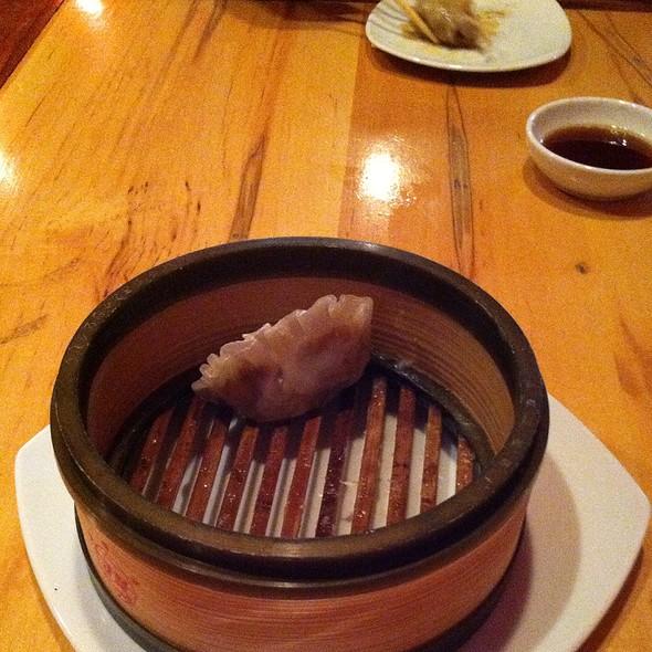 Barbeque Pork Belly Dumplings @ Jujube