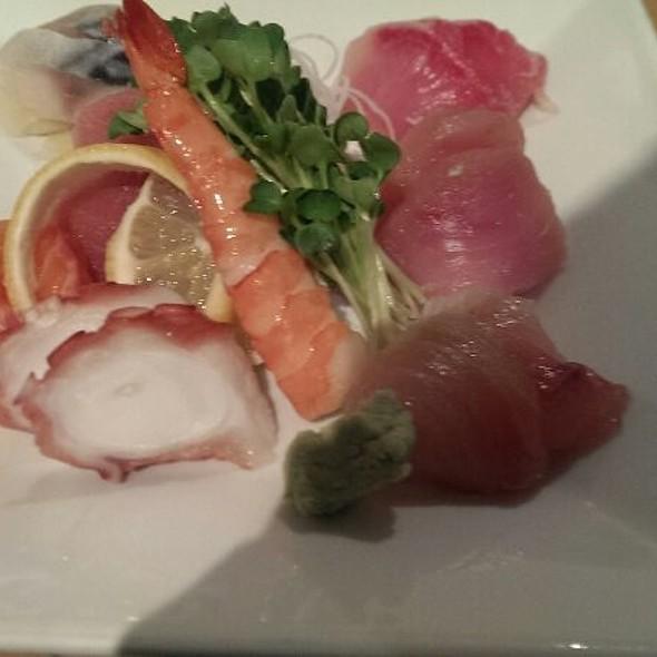 Sashimi @ Sushi Kazu