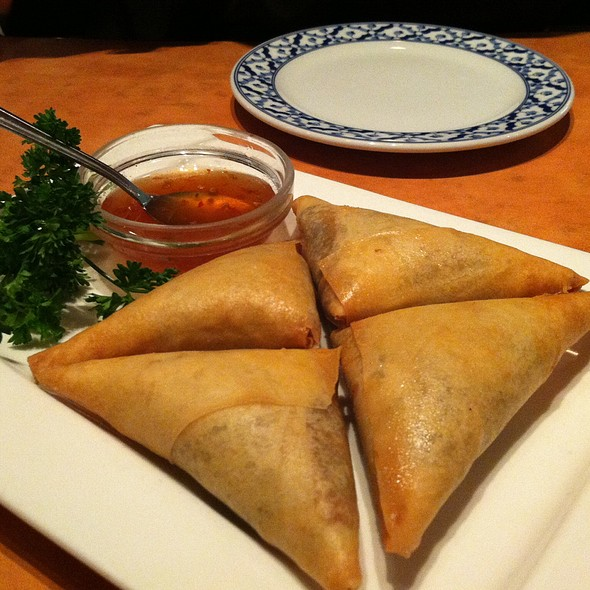 Vegetable Triangles