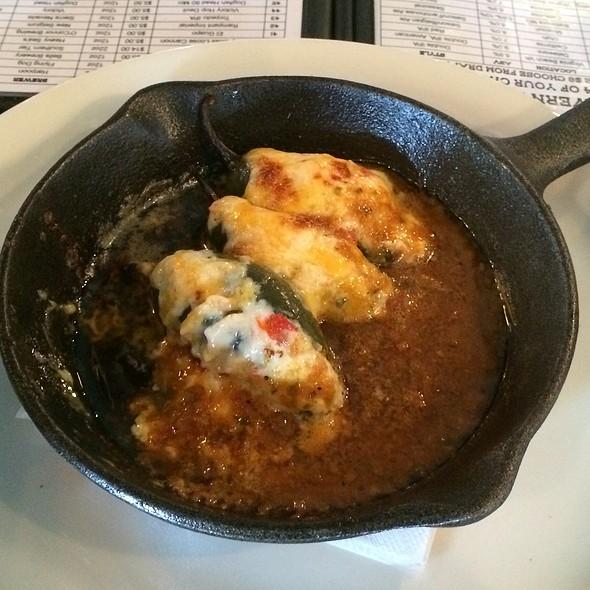 Armadillo Eggs @ Lulus Smokehouse