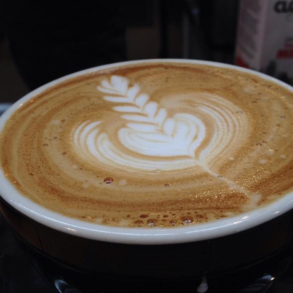 Cafe Latte @ Ritual Coffee Roasters