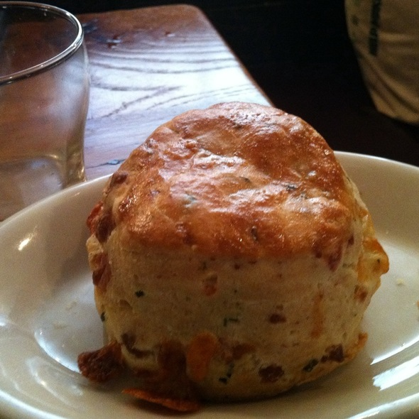 Cheddar Biscuits @ The Smith Restaurant