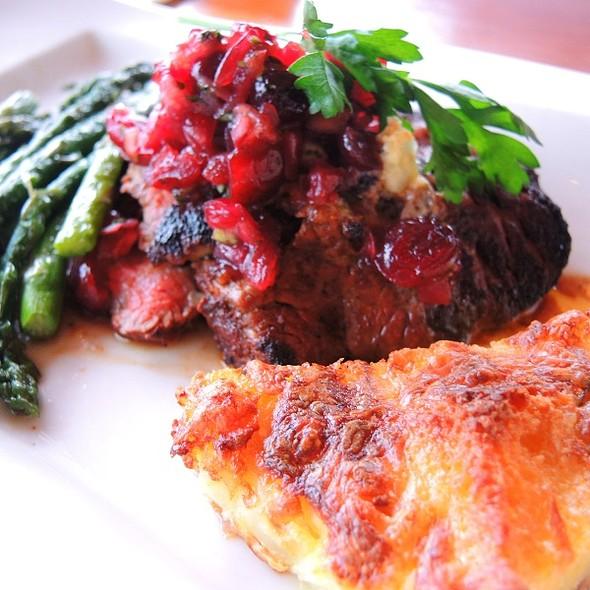 Flank Steak @ Anthony's Hearthfire Grill