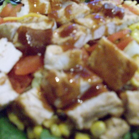 BBQ Ranch Chicken Salad @ Wendy's
