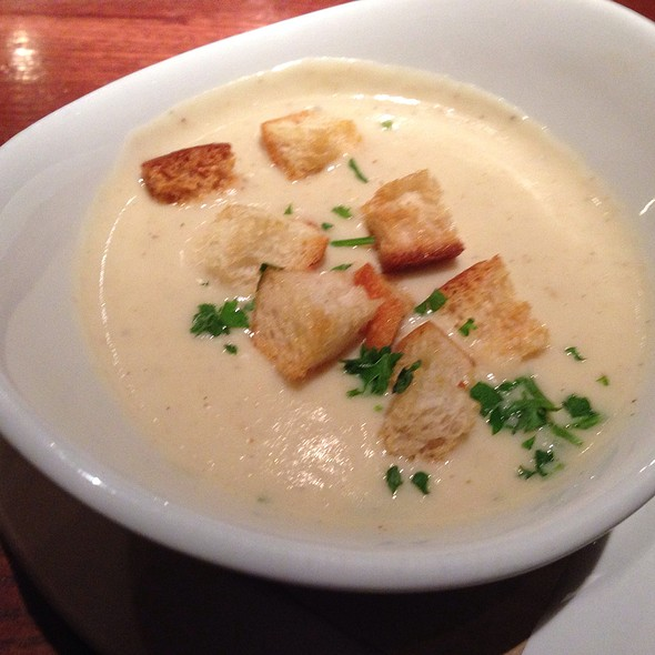 Cream Of Cauliflower Soup - The Happ Inn, Northfield, IL