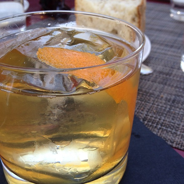 Bali Spice Old Fashioned @ Goose And Gander