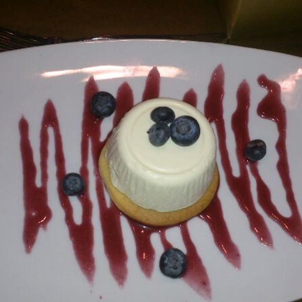 Honey Cheesecake