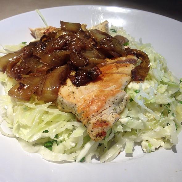 Zo S Kitchen Protein Power Plate zoes kitchen menu - houston, texas - foodspotting