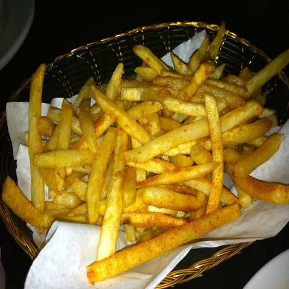 Spicy Garlic Fries @ Cole's Original French Dip