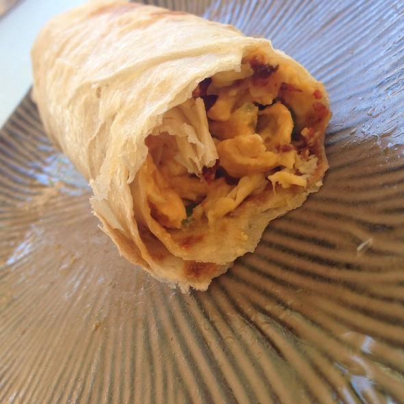 Breakfast Burrito @ Villas California